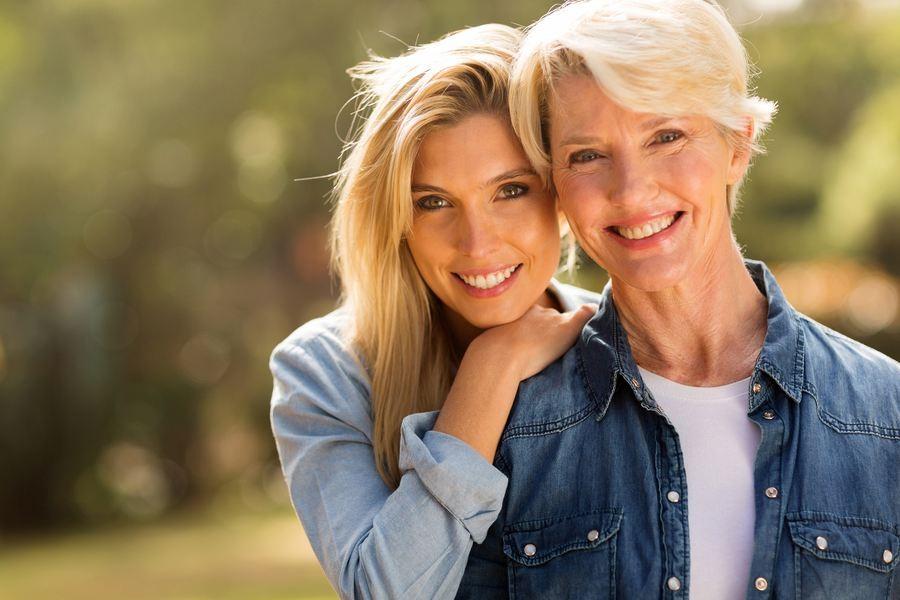 donne belle dopo trattamenti estetici centro medico buonarroti